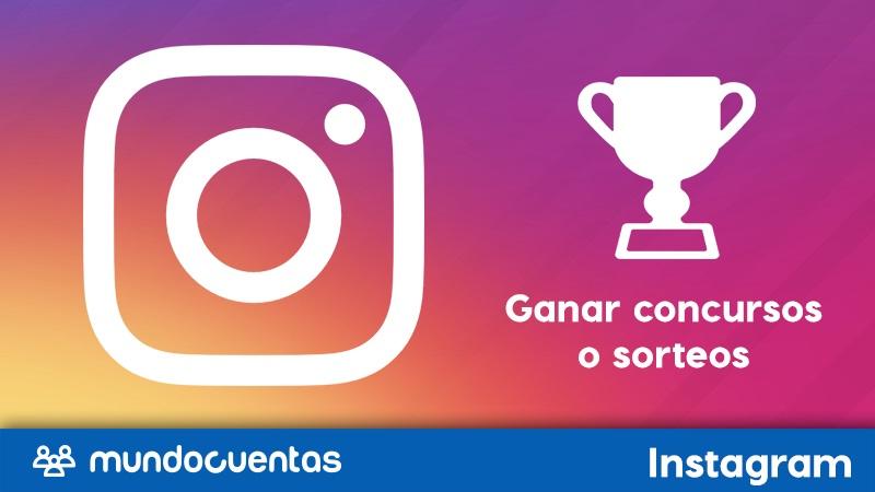 Cómo ganar concursos o sorteos en Instagram