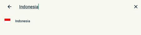 Cómo poner un solo nombre en Facebook sin el apellido usando un VPN. Paso 4