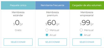 Cómo registrarse en Shipito para comprar en Walmart USA desde cualquier país paso 2