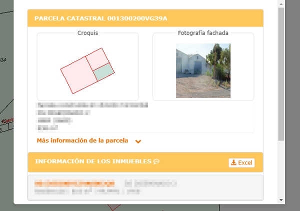 Cómo ubicar la referencia catastral de cualquier inmueble en España