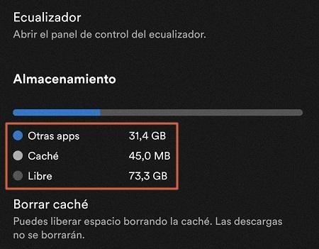 Configuración adicional de Spotify paso 4