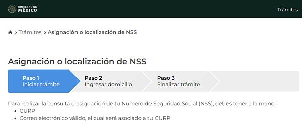 Consultar el número de seguridad social en México