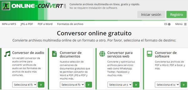 Online – Convert