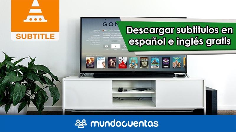 Páginas para descargar subtitulos en español e inglés gratis