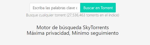 Sky Torrents