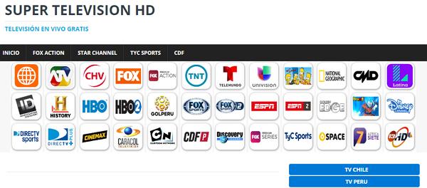 Super Televisión HD