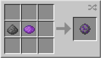 Usar tinte de Minecraft en fuegos artificiales