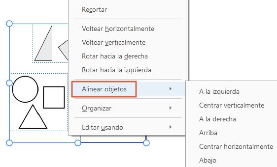Alinear imagen con el texto en Acrobat Reader paso 3.1