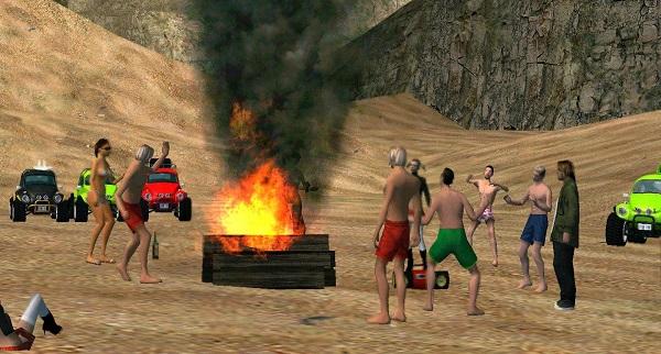 Claves para el tráfico y activar temáticas en GTA San Andreas