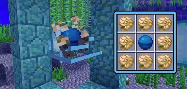 Cómo conseguir el corazón del mar en Minecraft