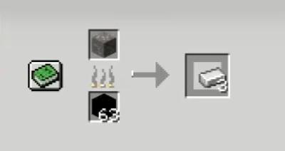 Obtener lingote de Hierro para hacer una mesa de herrería en Minecraft