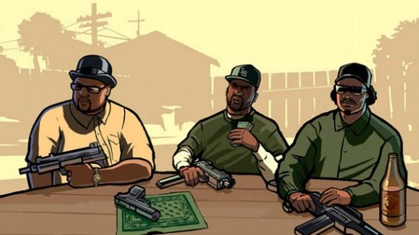 Truco de armas en GTA San Andreas