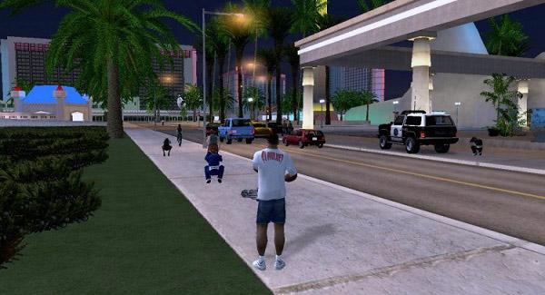 Trucos de peatones en GTA San Andreas