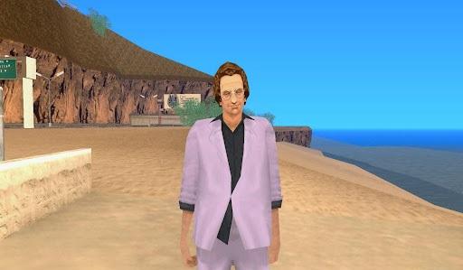 jugar como Ken Roserberg en GTA Vice City