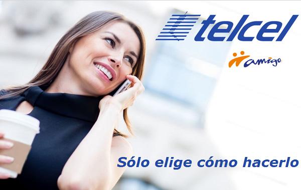 Cómo consultar o checar saldo Telcel desde la web