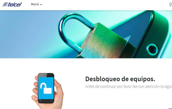 Cómo liberar un celular Telcel gratis usando la propia web de Telcel