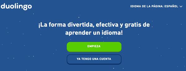 Alternativas de Google Word Coach Duolingo
