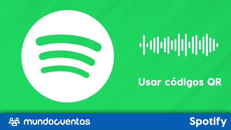 Códigos QR en Spotify cómo usarlos para compartir canciones