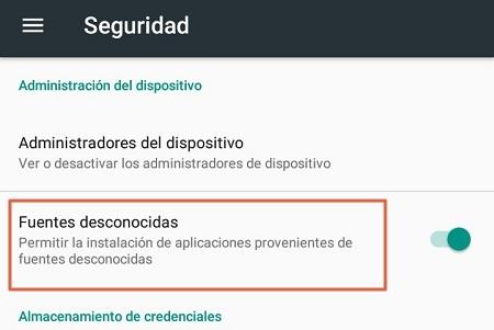 Cómo descargar e instalar WhatsApp Aero paso 3