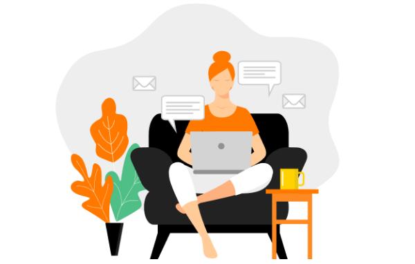 Funciones y características del correo Orange