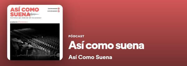 Podcasts de Actualidad en Spotify. Así como suena