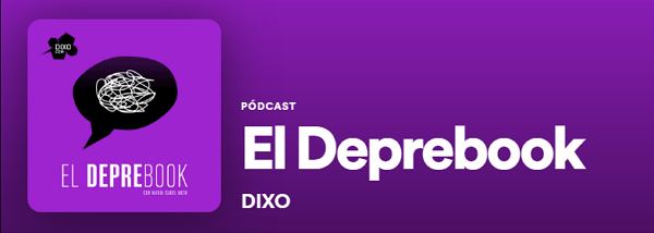 Podcasts de Actualidad en Spotify. El DepreBook