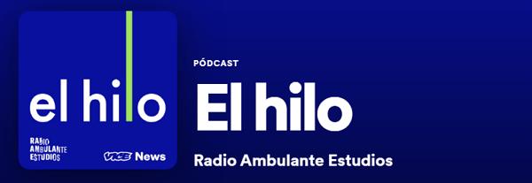 Podcasts de Actualidad en Spotify. El Hilo