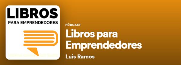 Podcasts de Actualidad en Spotify. Libros para emprendedores