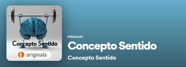 Podcasts de Comedia en Spotify. Concepto Sentido