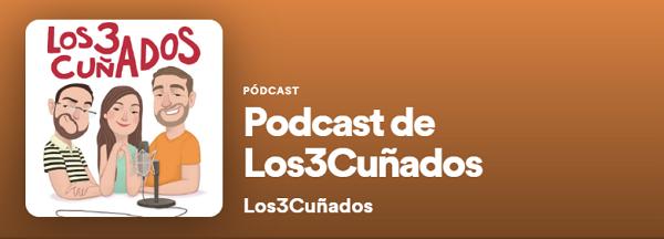 Podcasts de Comedia en Spotify.Podcast de Los3Cuñados