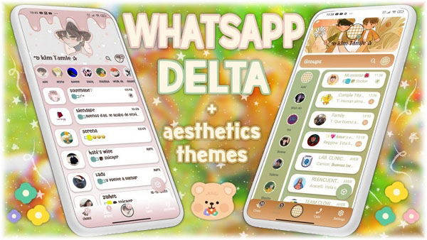 Qué es WhatsApp Delta